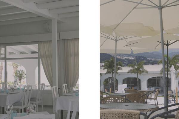 Restaurantes costa del sol con vistas al mar