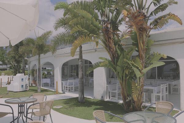 Esplendida terraza lounge bar en Benalmadena