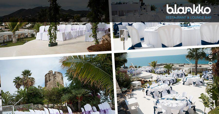 Elegir el lugar ideal para las celebraciones de bodas en Málaga