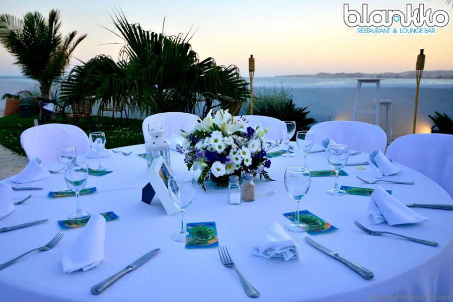 Cosas indispensables para celebraciones de bodas en Málaga