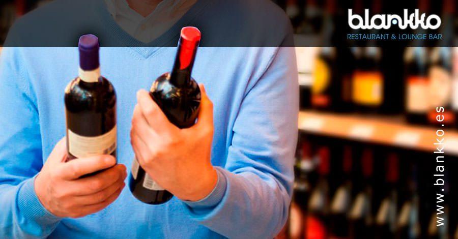Diferencia entre un buen y mal vino